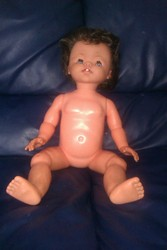 old doll 1960; s