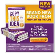 'Copy This Idea' Book on How To Start Your Own Business From Home