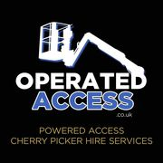 Operated Access – Cherry Picker Hire